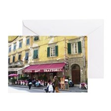Italy 2 2009 063 Greeting Card