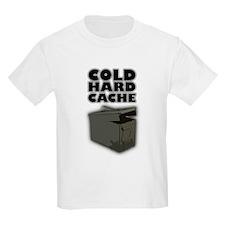 Cold Hard Cache Kids T-Shirt