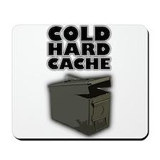 Cold Hard Cache Mousepad