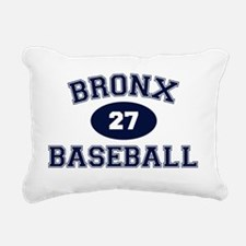 BronxBaseball27 Rectangular Canvas Pillow