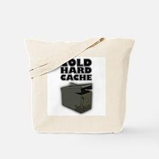 Cold Hard Cache Tote Bag