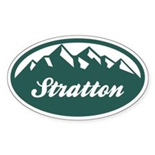 Stratton VT Decal