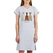 alpacalight Women's Nightshirt