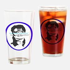 sarah-palin copy Drinking Glass