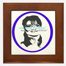 sarah-palin copy Framed Tile
