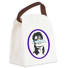 sarah-palin copy Canvas Lunch Bag