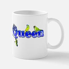 conure queen high rez Mug