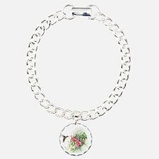 Hummingbird_Card Bracelet