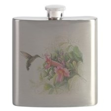 Hummingbird_Card Flask
