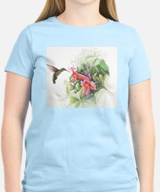 Hummingbird_Card T-Shirt