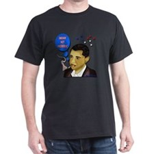 obama_smokes_cig T-Shirt