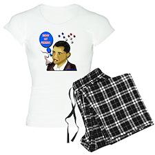 obama_smokes_cig Pajamas