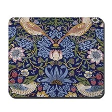 William Morris Strawberry Thief Mousepad