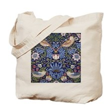 William Morris Strawberry Thief Tote Bag