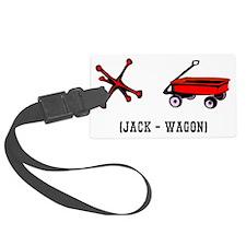 Jackwagon Luggage Tag