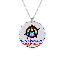 benevolent anarchist-1 Necklace