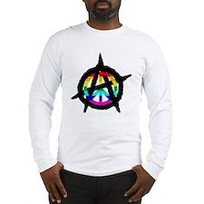 benevolent anarchist-hat Long Sleeve T-Shirt