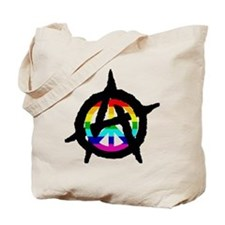 benevolent anarchist-hat Tote Bag
