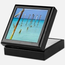 Pelican Sentinel - Section Cover Keepsake Box