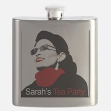 Sarahs Tea Party Flask