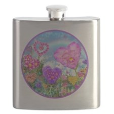 lovegarden_circletshirt Flask