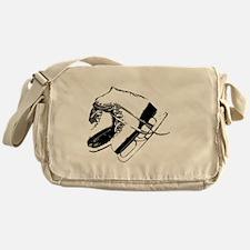 VINTAGE SKATE STAMP Messenger Bag