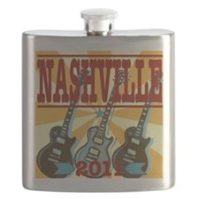 Nashville 2011 Flask
