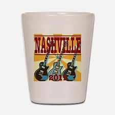 Nashville 2011 Shot Glass