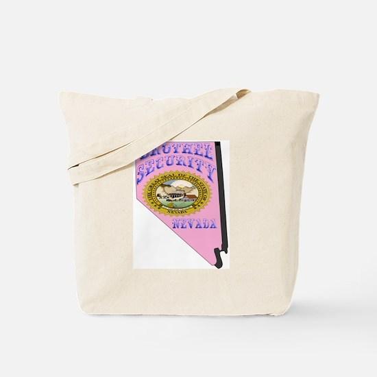 Nevada Brothel Security Tote Bag