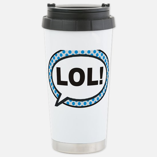 LOL BUBBLE 3A Stainless Steel Travel Mug