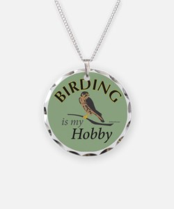 Hobby-01.eps Necklace