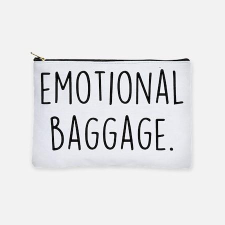 Emotional Baggage Makeup Bag