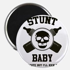 STUNTBABY-233 Magnet