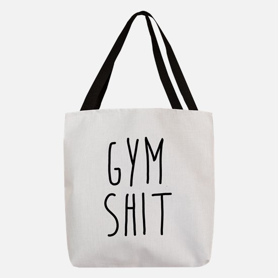 The Blunt Gym Bag Polyester Tote Bag