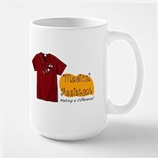 Medical Assistant Badge Mugs