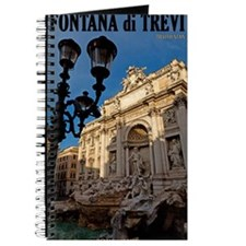 Rome - Trevi Fountain Journal