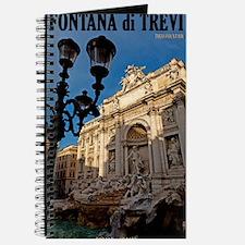 Rome - Trevi Fountain Journal