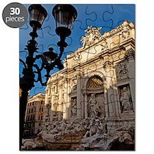 Rome - Trevi Fountain Puzzle