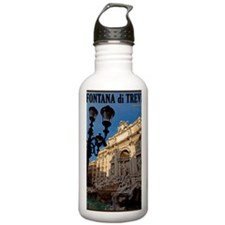 Rome - Trevi Fountain Water Bottle