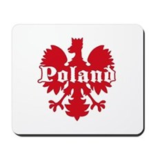 Poland Mousepad