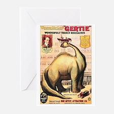 Gertie the Dinosaur Greeting Cards (Pk of 10)