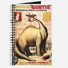 Gertie the Dinosaur Journal