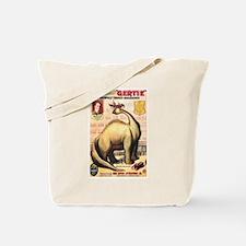 Gertie the Dinosaur Tote Bag