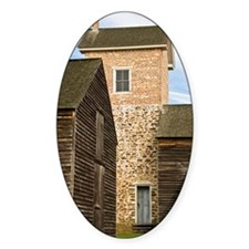 Batsto Tower - Print Decal