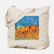 Red Rock Canyon State Park Postcards and  Tote Bag