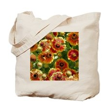 Blanketflower T-shirt Tote Bag