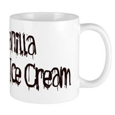 Vanilla for Ice Cream Small Mug