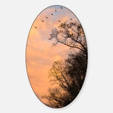 Autumn Migration Full Ht - Print Decal