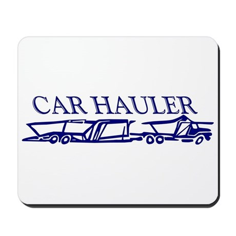 CarHauler (tm) Mousepad