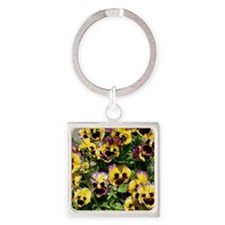 Fizzy Lemonberry T-Shirt Square Keychain
